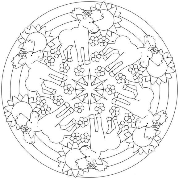Moose Free Animal Coloring Pages For Kids   Animal Coloring Pages .