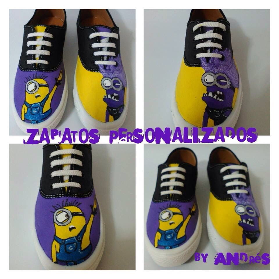 Zapatos MinionsBy Zapatos Personalizados Andrés Zapatos MinionsBy Andrés Personalizados MinionsBy Personalizados Andrés Zapatos Personalizados MinionsBy cT3lKF1J
