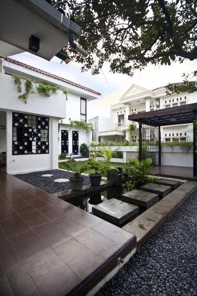 Outdoor Design Ideas, Desain Taman, Photos   GRYA   Ide buat Rumah ...