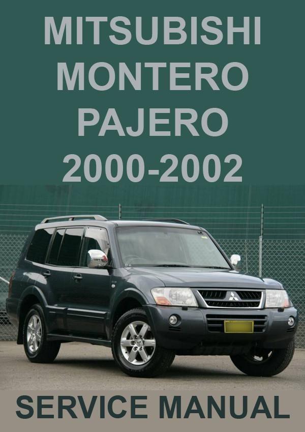 Mitsubishi Montero And Pajero 2000 2002 Shop Manual Volkswagen Phaeton Mitsubishi Volkswagen