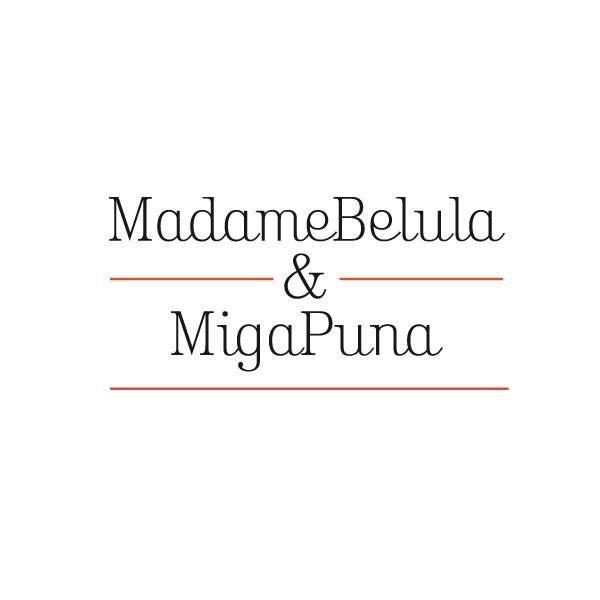 logo de MadameBelula & MigaPuna