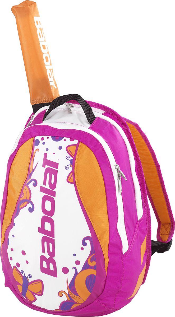 Babolat 2015 Club Backpack Girl Orange Pink 24 95 Girl Backpacks Tennis Bags Pink Backpack