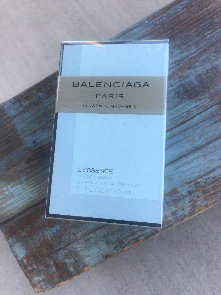 Balenciaga Paris 10, Avenue George V 1.7oz 50ml Eau De