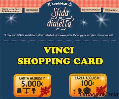 Vinci buoni acquisto Trony, Coin, Upim con il concorso Galbani - http://www.omaggiomania.com/concorsi-a-premi/vinci-buoni-acquisto-trony-coin-upim-con-il-concorso-galbani/