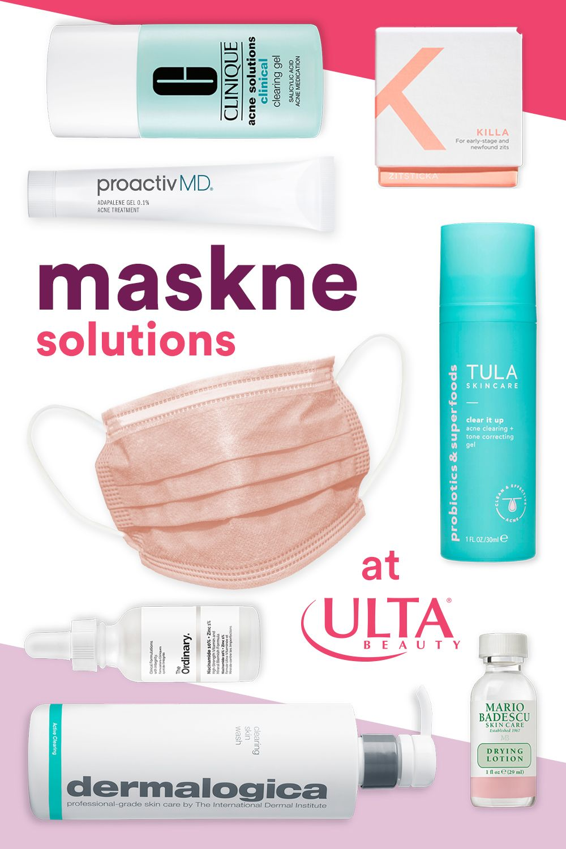 Shop Maskne Solutions Skin Care Treatments Acne Blemishes Treatment Makeup Skin Care