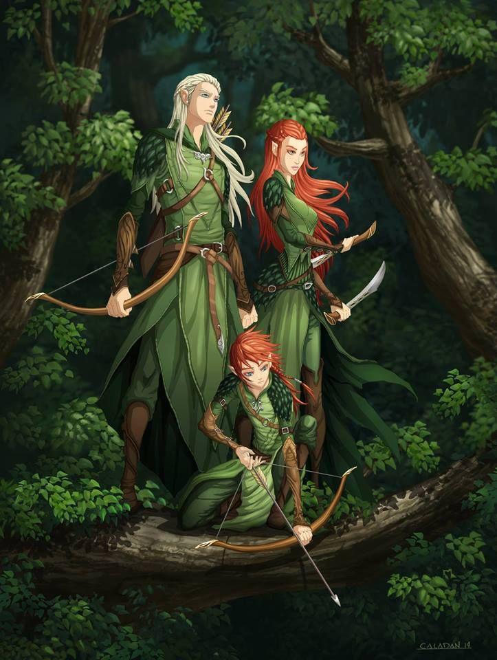 Family elves