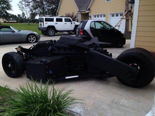 Custom Car Trikes Custom Reverse Trike Car Tuning