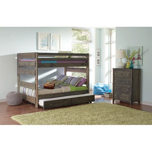 Modern Found it at AllModern Malina Youth Full Bunk Bed Lovely - Simple bunk bed furniture Trending