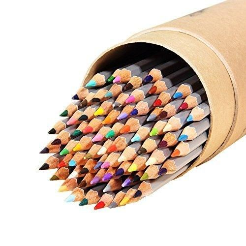 Ohuhu 48-color Colored Pencils/ Drawing Pencils for Sketch/Secret ...