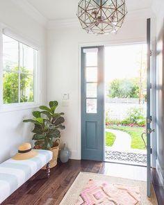 Inspirational Hallway Door Ideas
