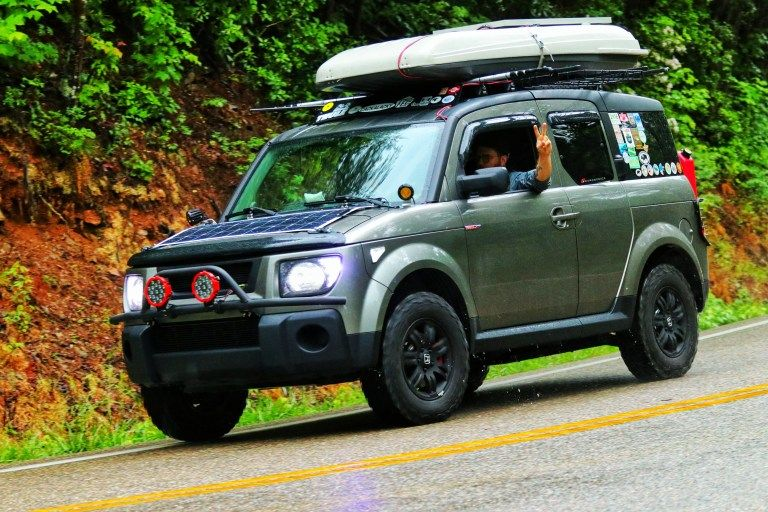 Our Element The Camping Element Honda Element Camping Honda Element Camper Honda Element
