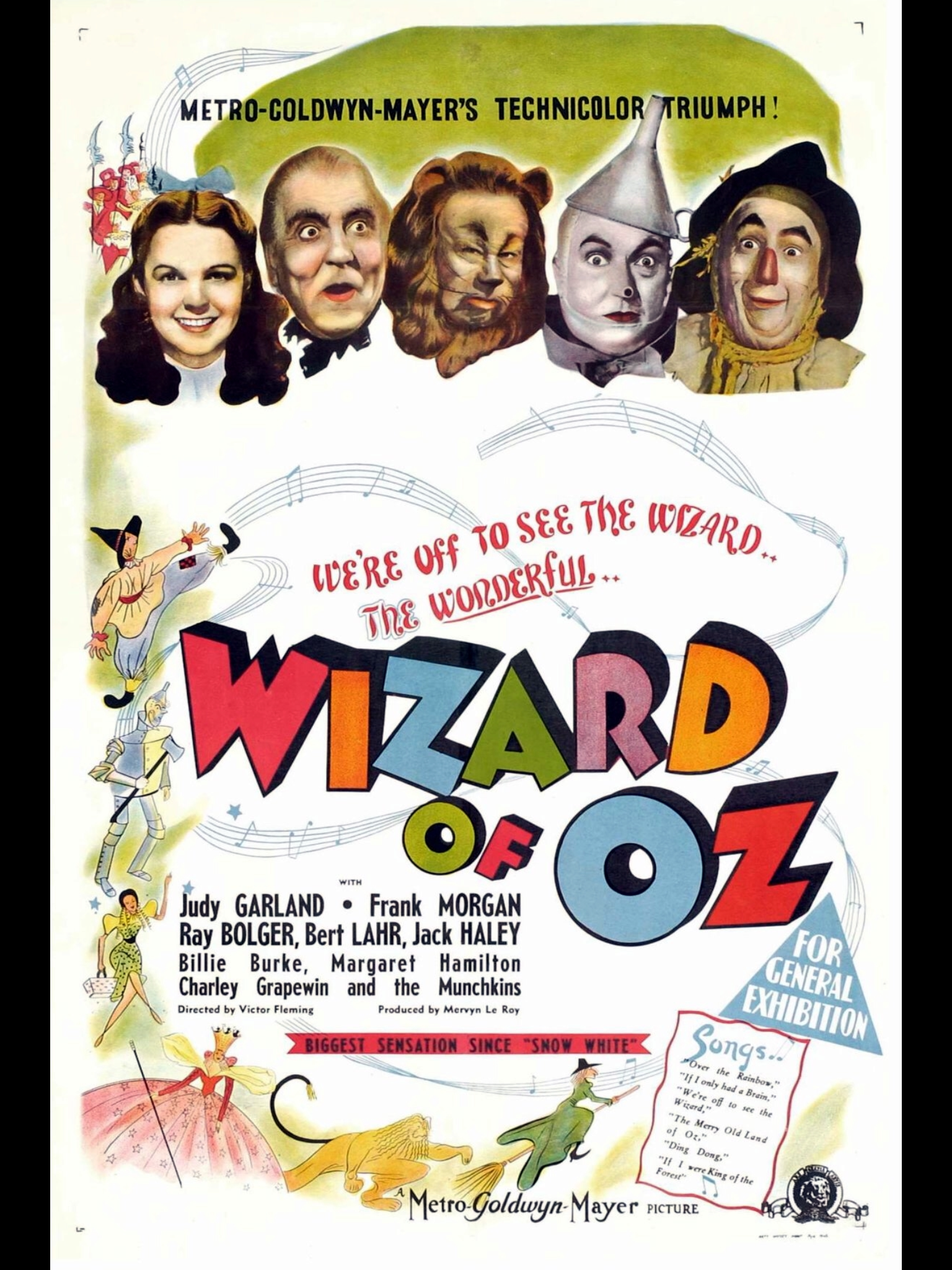 Pin by Mary Aaron on Classic movie stars Wizard of oz