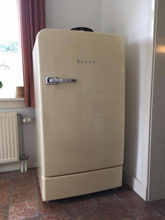 Betere Bosch Classic Edition, Retro koelkast | Keuken - Keuken en Buitenkant KI-02