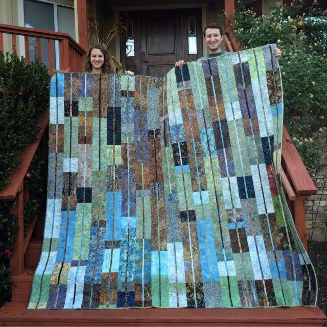Redwood Grove quilt