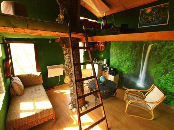 Exceptionnel 20 Magical Treehouse Rentals For U0027The Jungle Booku0027 Fanatics