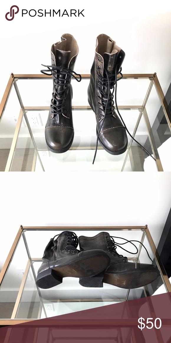 Black Boots Aldo