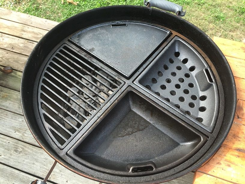 Weber Charcoal Grill Accessories Make Your Kettle Even Better Weber Charcoal Grill Weber Charcoal Grill Accessories Best Charcoal Grill