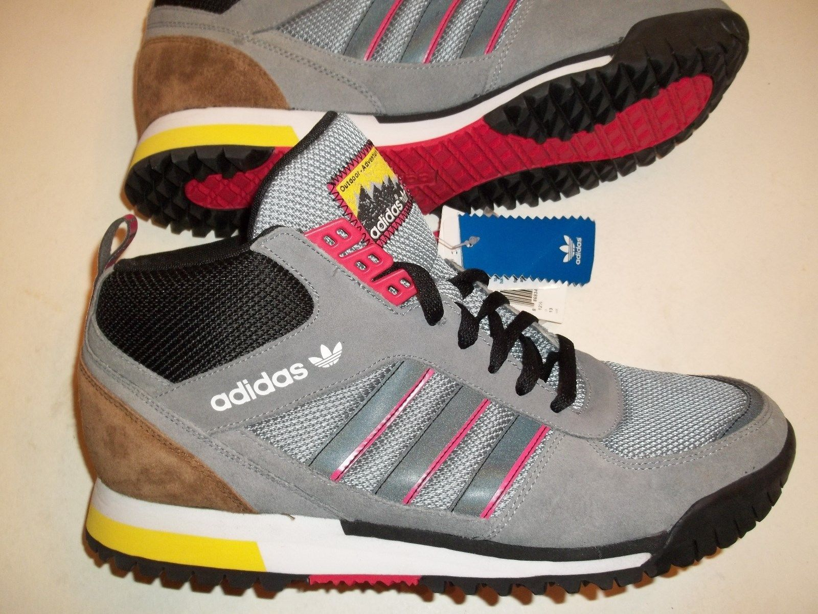 8a4c5908d New With Tags Adidas ZX TR Mid Men s Size 13 Shoes Outdoor Adventure G66274