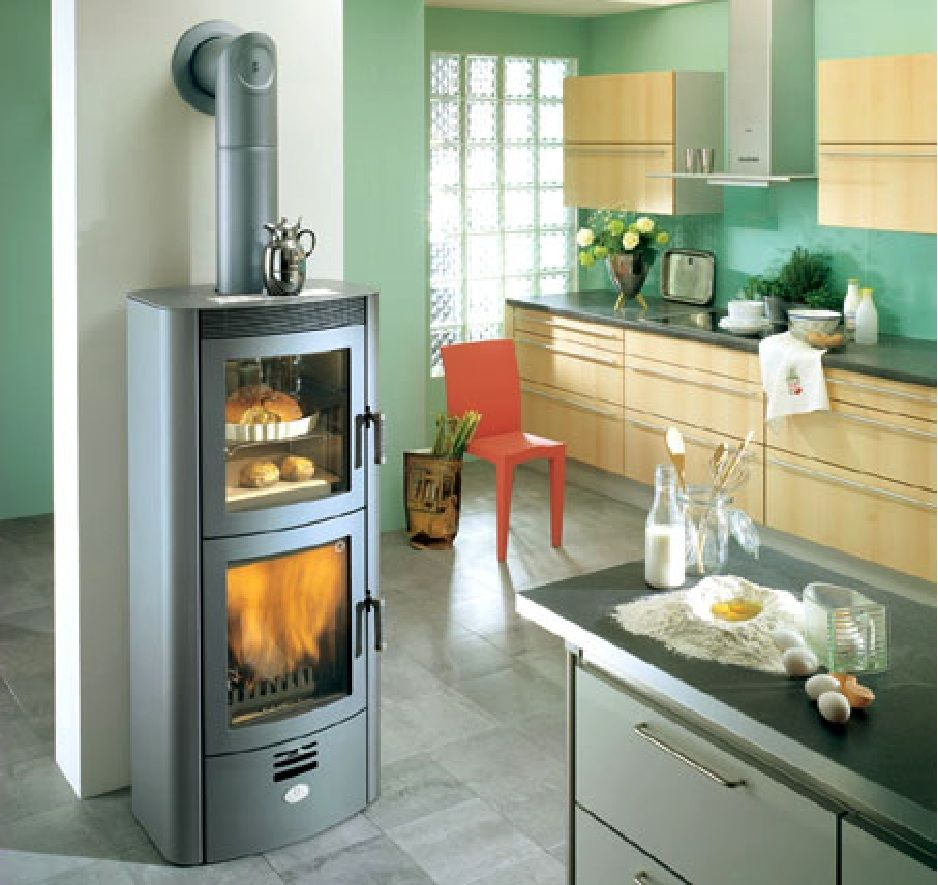 Wood Fired Bake Oven Poele A Bois Poeles A Granules De Bois