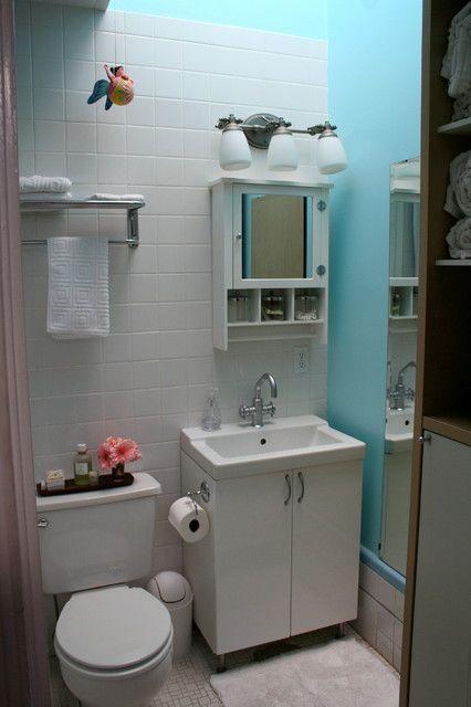 Beautiful Small Bathroom Decor Houzz