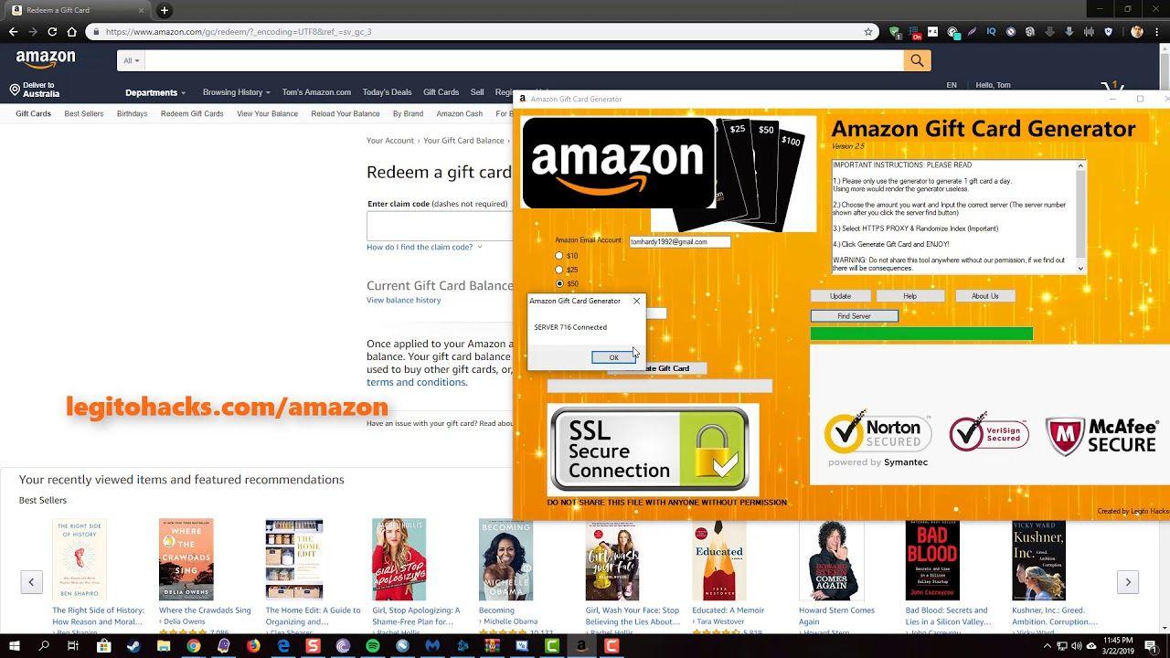 Free 100 Amazon Gift Card Free Amazon Gift Cards 2020 Free