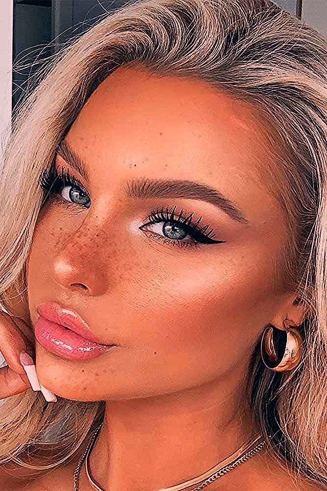 Photo of 58 Best Natural Makeup Ideas For Any Season