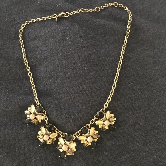 JCrew necklace Costume jewelry Costumes and Gold