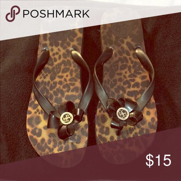 0d7860d8559cba Cheetah flip flops Cheetah Print flip flops