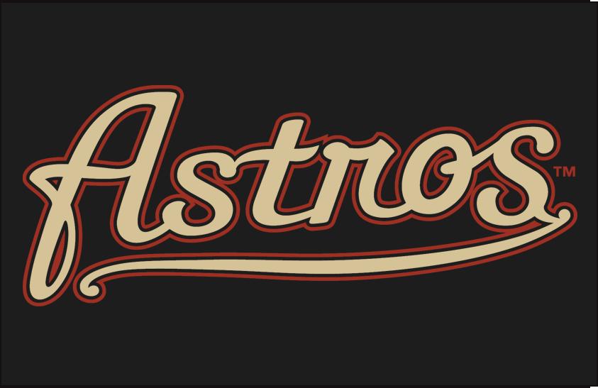 Houston Astros Jersey Logo (2000) (Alternate) Astros