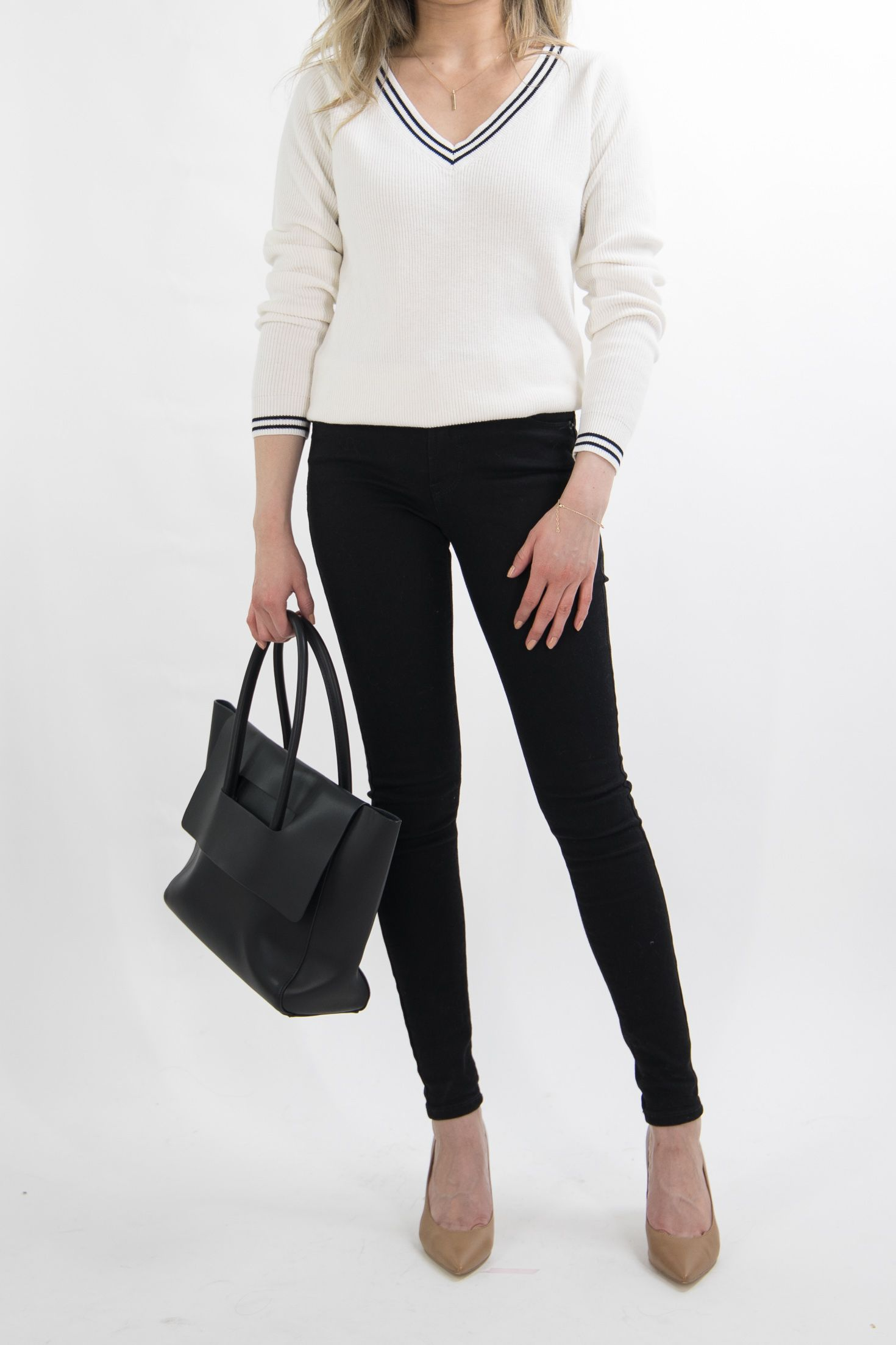 1 MONTH of Business Casual Work Outfit Ideas for Women ...