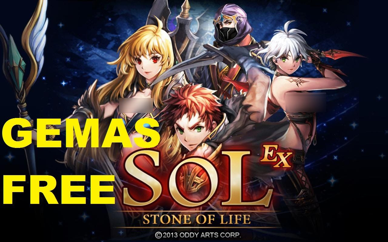 Android/iOS] Sol Stone Of Life Hack APK - Get 9999999 Gems