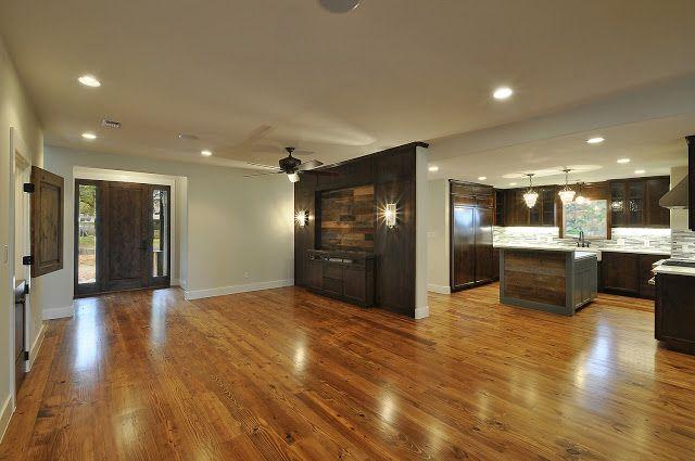 Image Result For Front Door Opens Into Kitchen Bamboo Flooring Flooring Basement Flooring Options