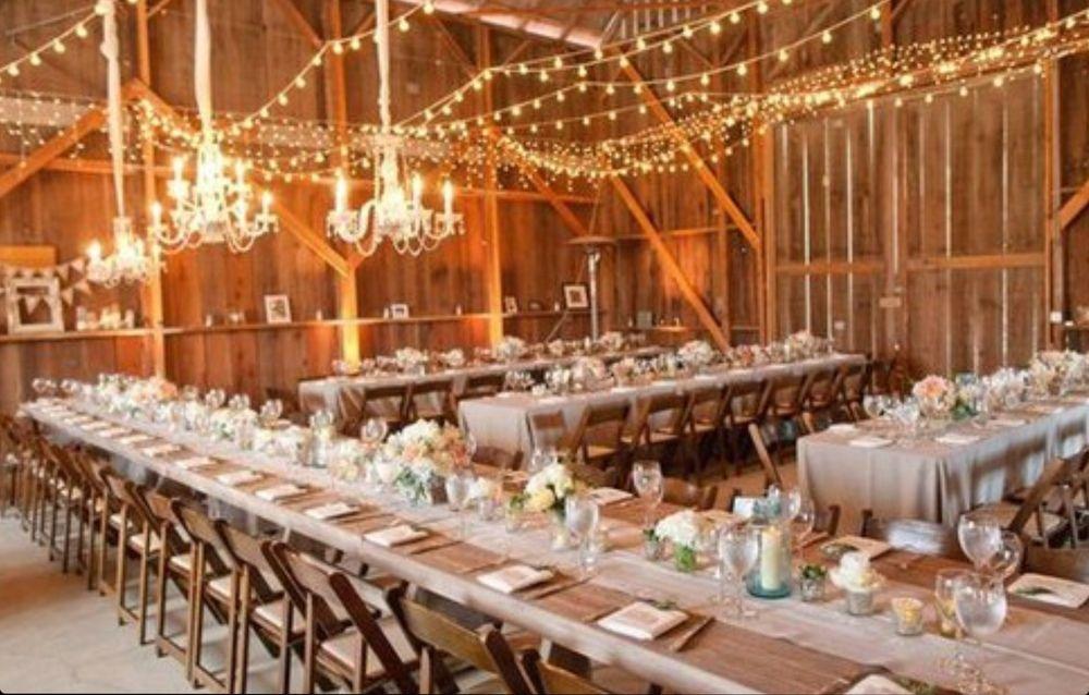 My Wedding Venue Country Barn Estate Bear Ca