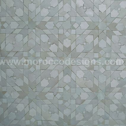 moroccan zelige tiles kitchen pinterest zellige carrelage marocain et id e salle de bain. Black Bedroom Furniture Sets. Home Design Ideas