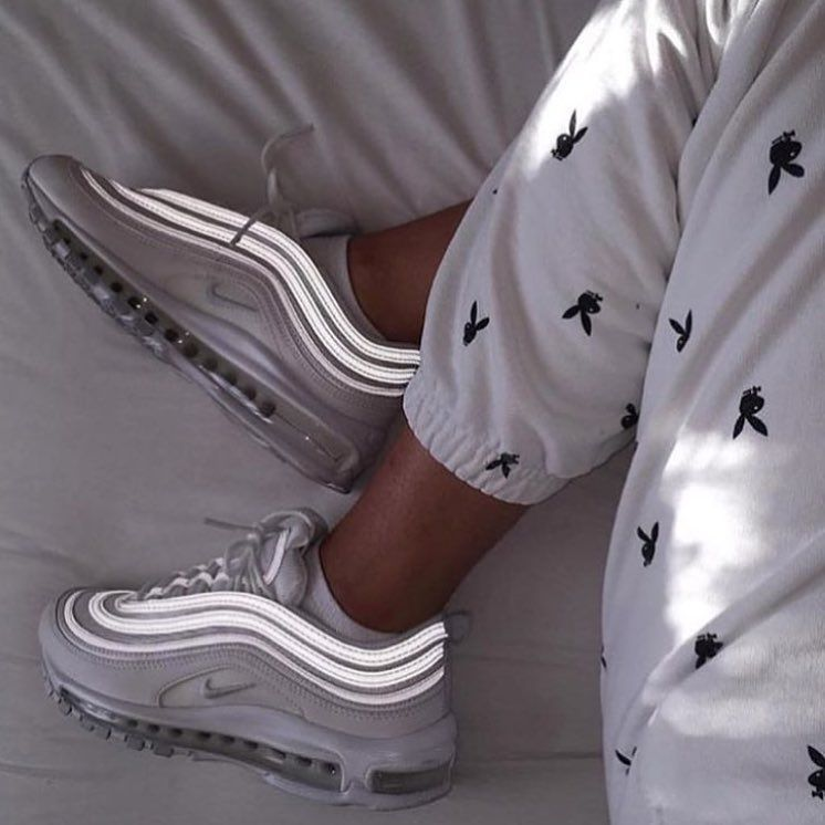 Just Fashion Page Sur Instagram Good Night Thanks For The 1k Instagram Gym Shoes Nike Air Max 97 Sneakers