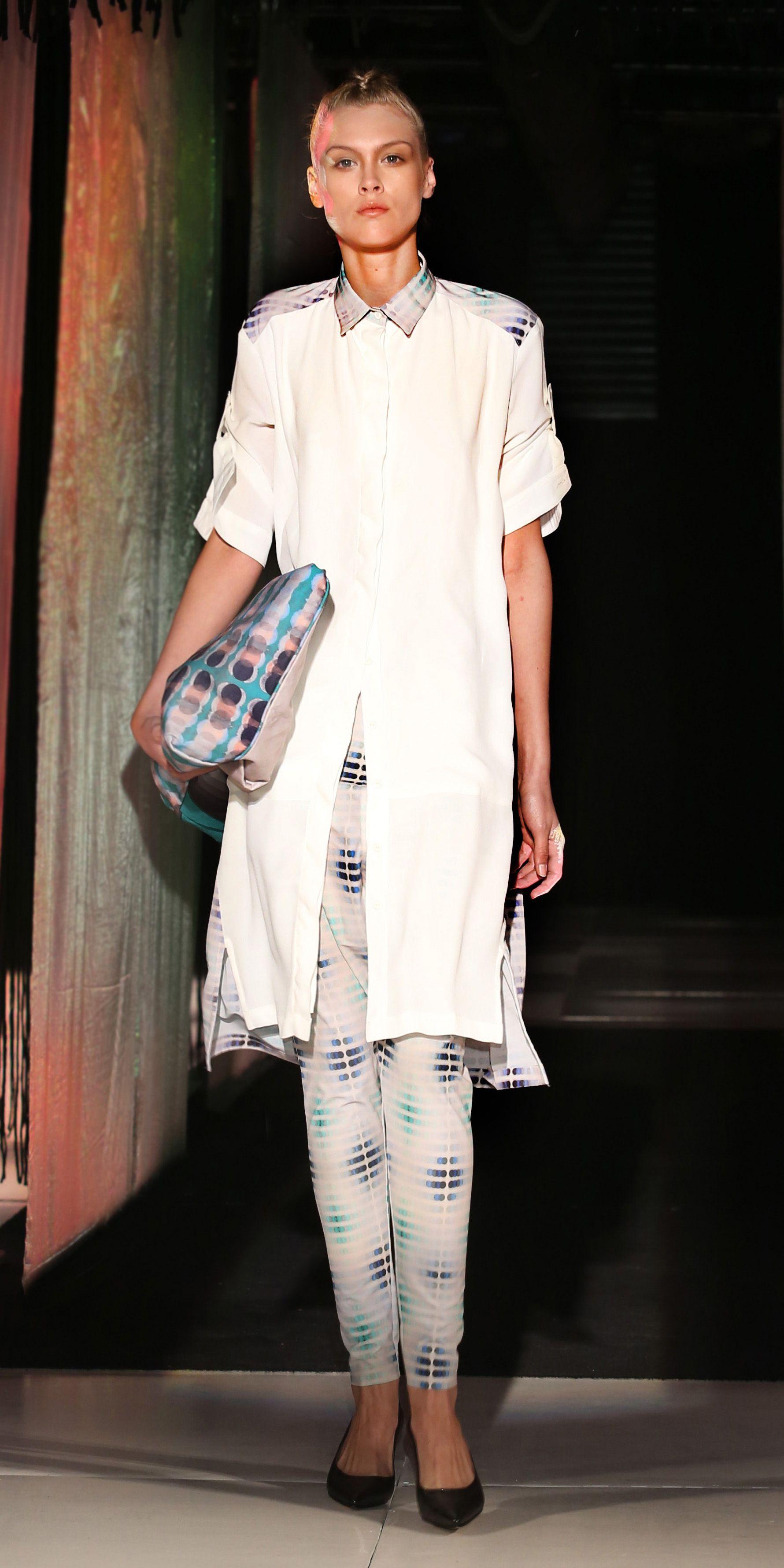 Lane Chemise Ping Pant Stilettos Playa Bag  #Tramando #SS16