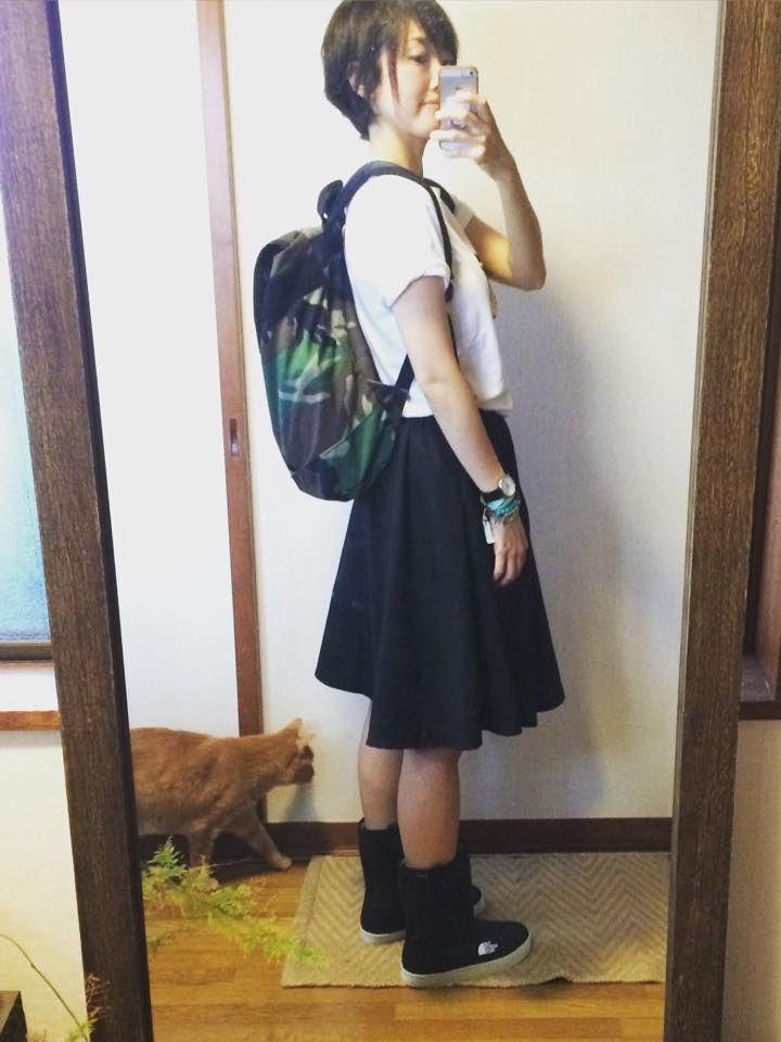 手塚治虫UTで雨の日の若作りファッションアイテム 7月23日
