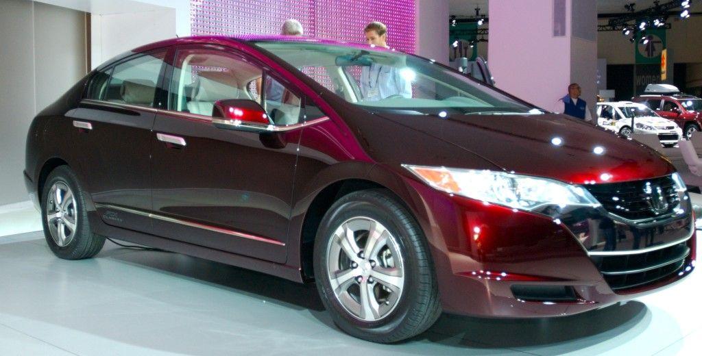 Honda Latest Models >> Honda Company Latest Models 2013 Honda Fuel Cell Cars