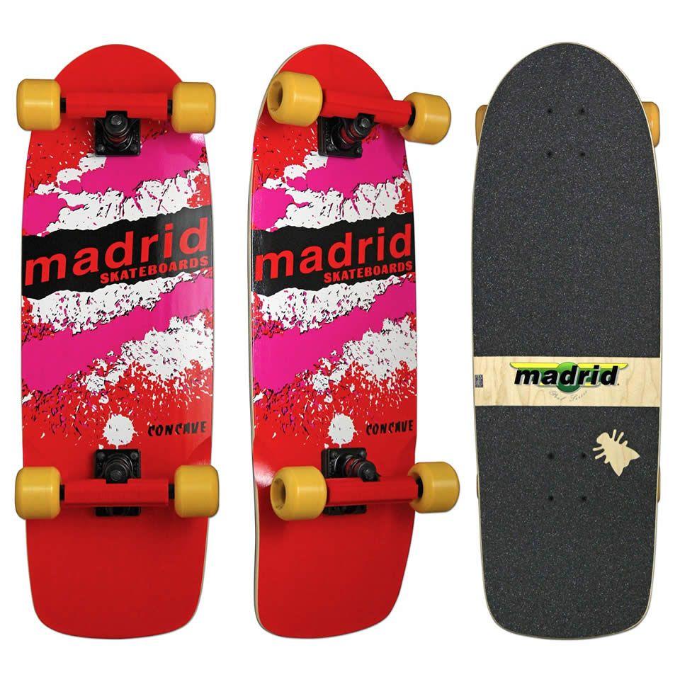 El Skate Madrid De Stranger Things Que Causa Furor Ya Está A La Venta Stylersmag Patinetas Para Chicas Tablas De Skate Skate Trucos