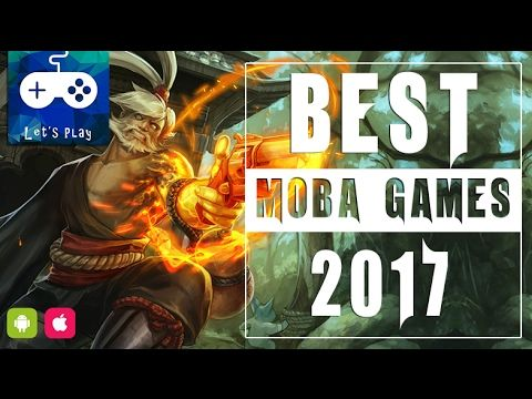 Top Moba Games For Android Ios 2017 Which Is Your Favorite Moba Game For Mobile Hey Guys I M Ozi Please Write A Few Lines A Games Gameplay Games To Play