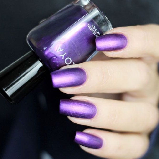 12 Sensational Schemes That Are: 30+ Sensational Winter Nail Colors To Warm Up Your Hands