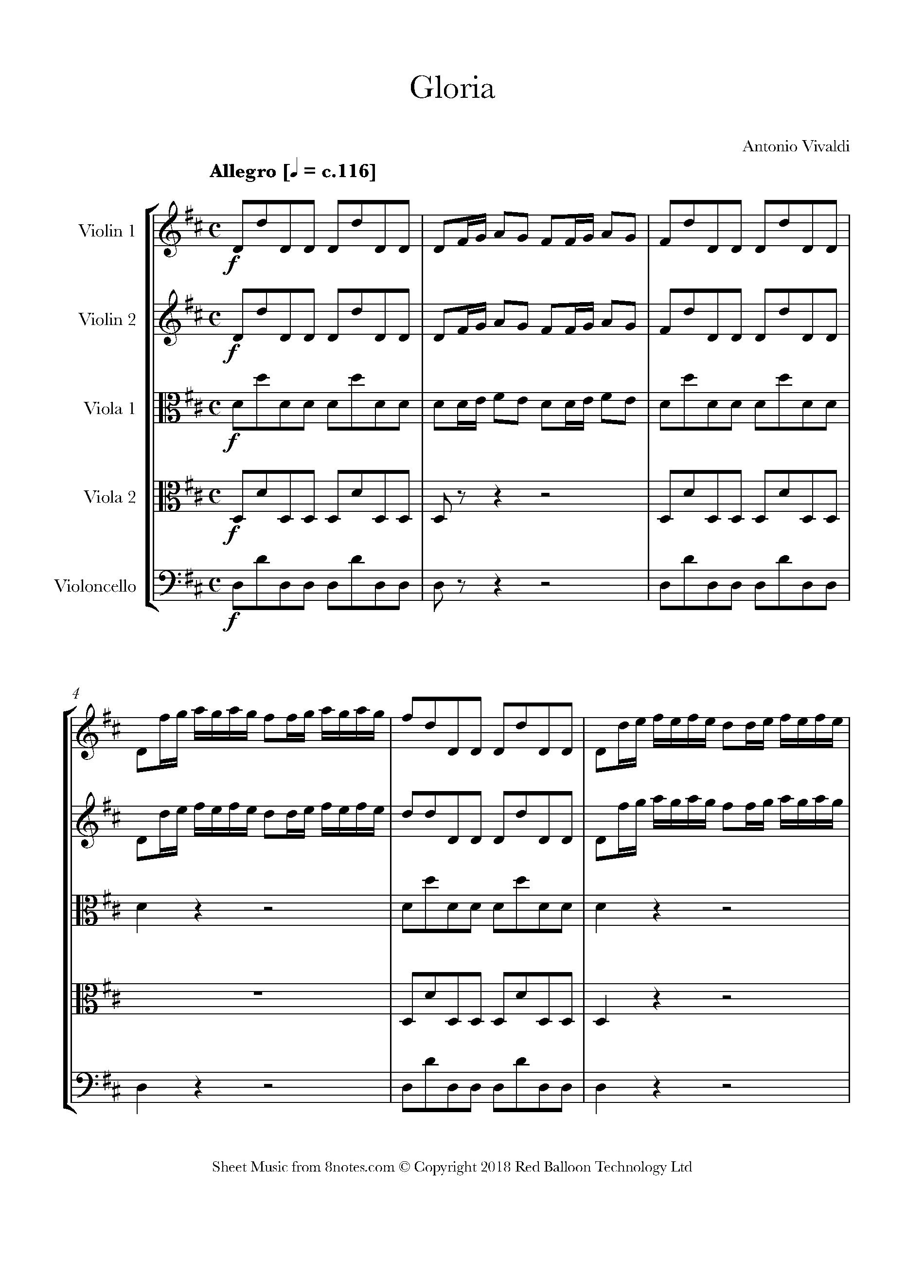 Musescore Libertango String Quartet