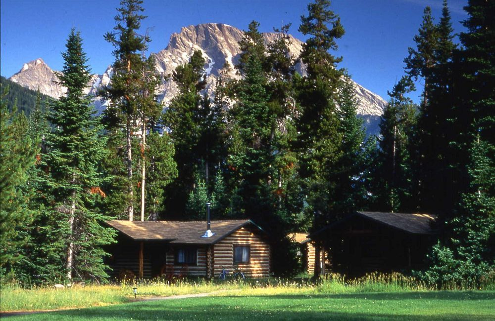 Located In Moose South Entrance Yellowstone Jenny Lake Lodge Is Close To