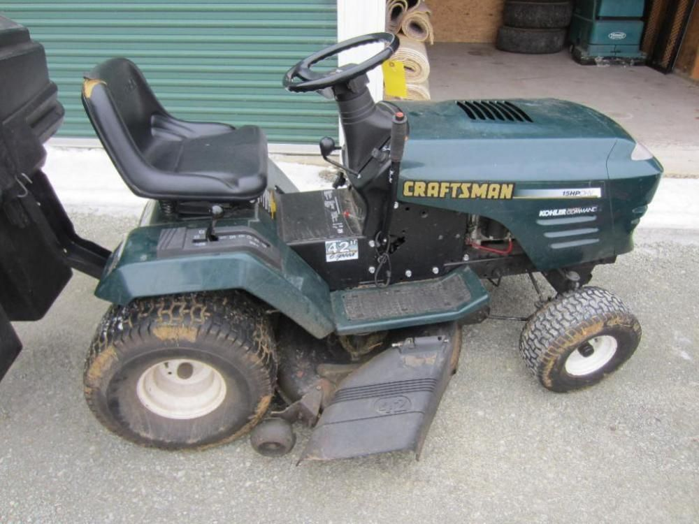 Craftsman Riding Lawn Mower With Bagger Current Price 100 Craftsman Riding Lawn Mower Riding Lawn Mowers Lawn Mower