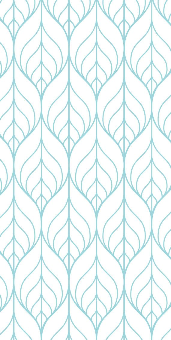 Hey I Found This Really Awesome Etsy Listing At Https Www Etsy Com Listing 249667681 Removable Wallpaper Le Aqua Wallpaper Leaf Wallpaper Standard Wallpaper