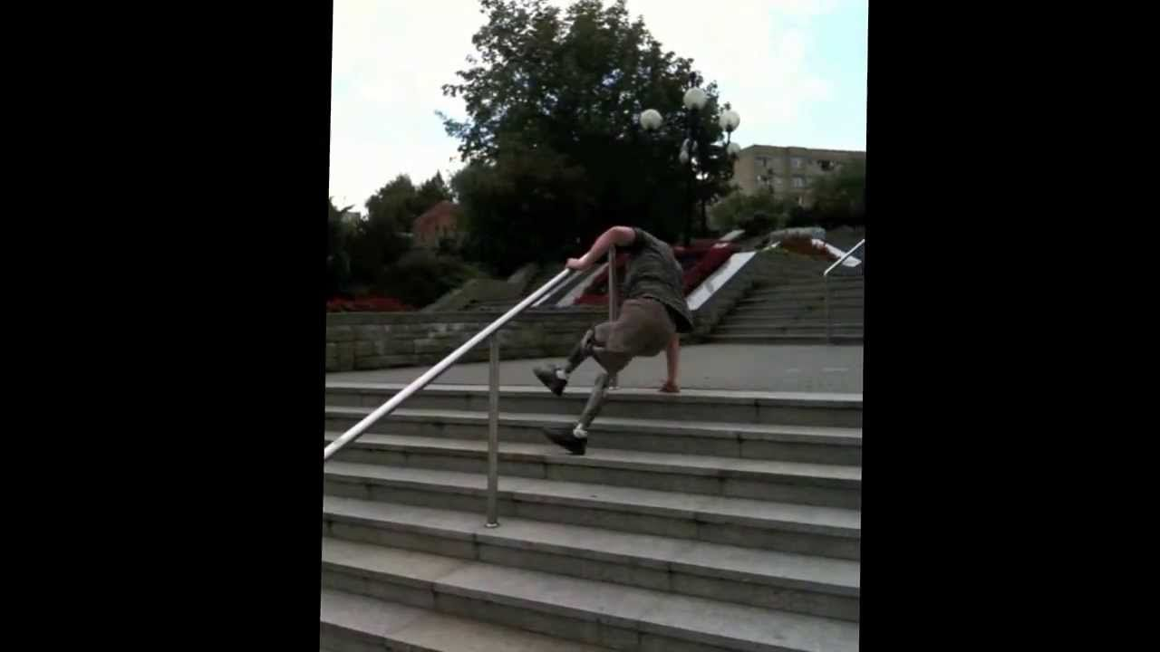 Best Falls ever Bilateral 's above the knee