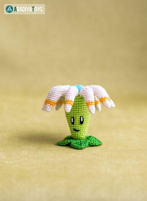 Crochet Pattern of Bloomerang from \