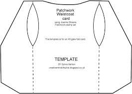 free sewing pattern for girls waistcoat - Google Search