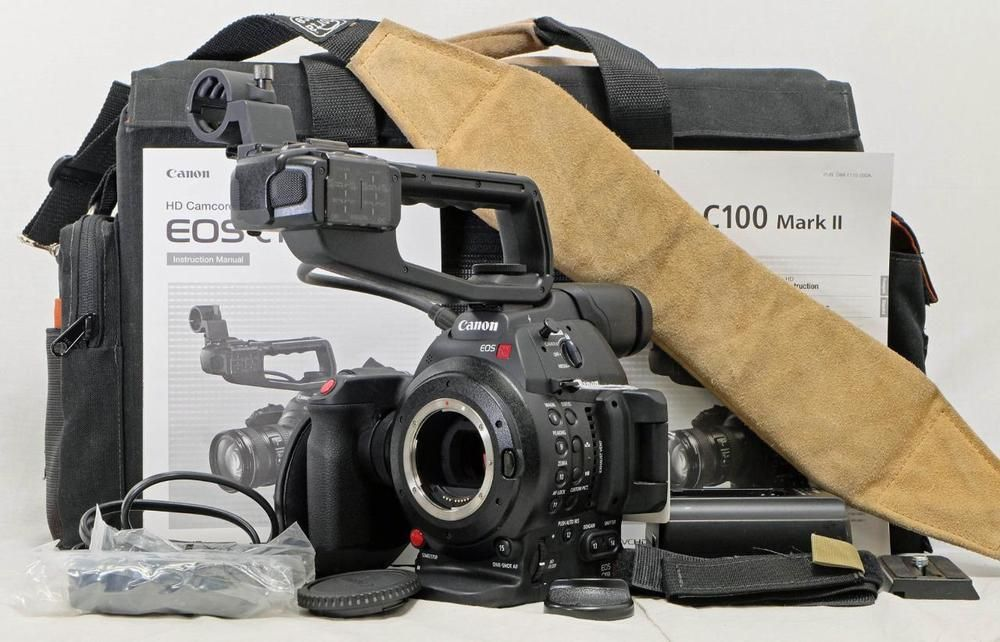 Canon C100 Used