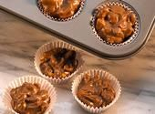 Peanut Butter and Milk Chocolate Chip Clusters